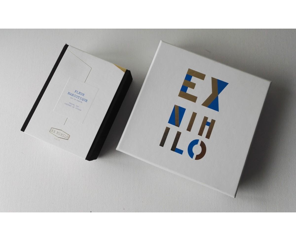 Ex Nihilo изменил дизайн Travel Set (тревел набор) 5x7,5ml