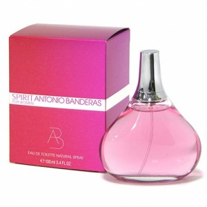 Antonio Banderas Spirit for women