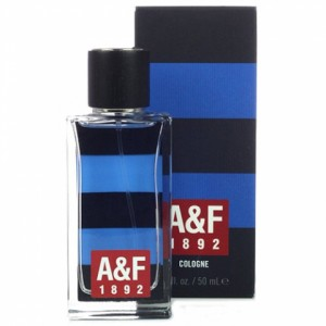 Abercrombie & Fitch 1892 Blue Stripes