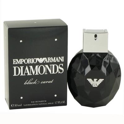 Armani Emporio Diamonds Black Carat for her