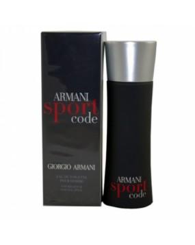 Armani Code Sport