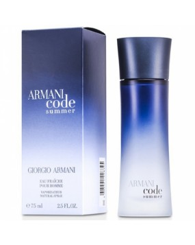 Armani Code Summer Pour Homme 2011