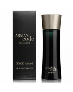 Armani Code Ultimate Homme