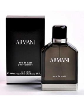 Armani Eau De Nuit Pour Homme