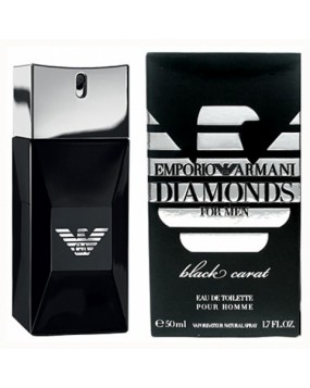 Armani Emporio Diamonds Black Carat for him