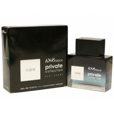 Axis Black Pour Homme