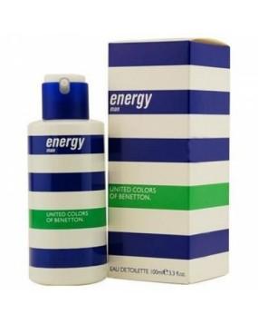 Benetton Energy Man