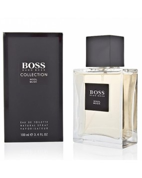 Boss Collection Wool Musk