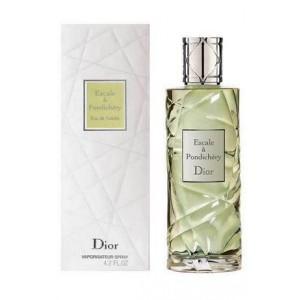 Christian Dior Escale a Pondichery