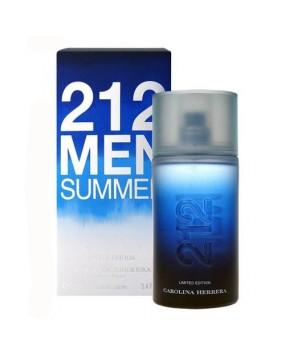 Carolina Herrera 212 Men Summer