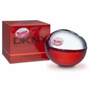 D.Karan Be Delicious Red Men