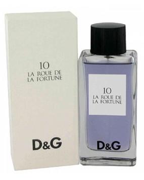 D&G №10 La Roue de La Fortune