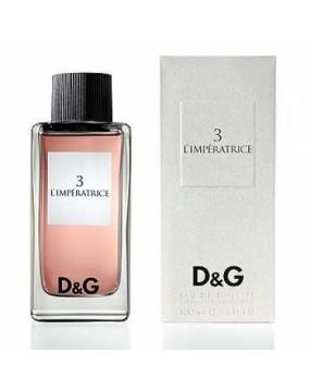 D&G №3 L'Imperatrice