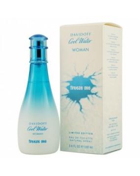 Davidoff Cool Water Freeze Me Woman