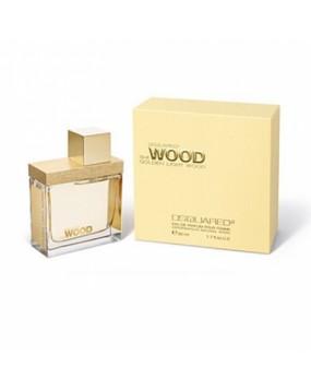 Dsquared2 she Wood Golden Light