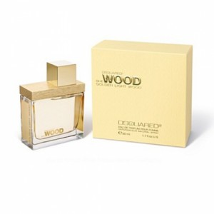 Dsquared2 she Wood Golden Light