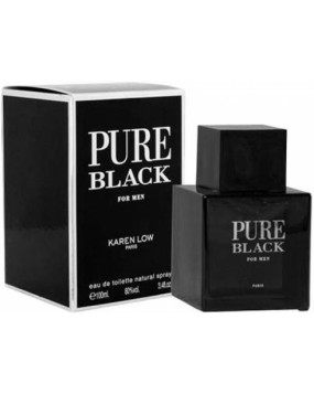 Geparlys Pure Black For Men