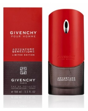 Givenchy Adventure Sensations Pour Homme