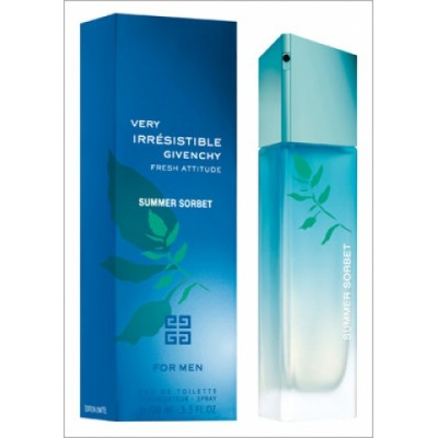 Givenchy Very Irresistible Summer Sorbet For Men