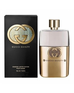 Gucci Guilty Diamond Homme
