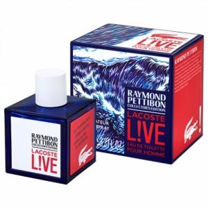 Lacoste Live Raymond Pettibon Pour Homme