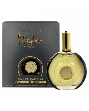 Martine Micallef Arabian Diamond