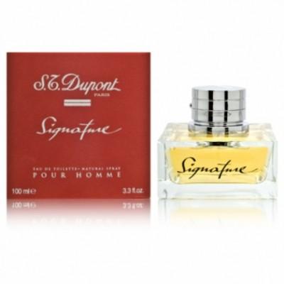 S.T. Dupont Sighature Pour Homme