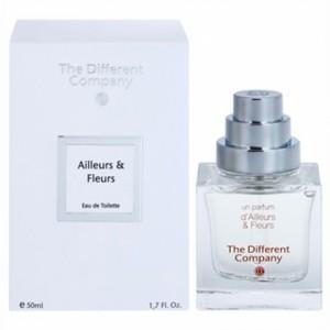 The Different Company Un Parfum D'Ailleurs & Fleurs