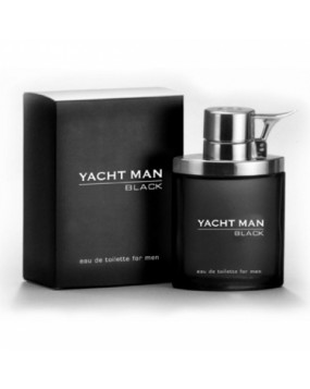 Yacht Man Black