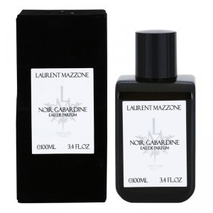 Laurent Mazzone Noir Gabardine