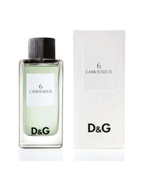Dolce&Gabbana №6 L'amoureux