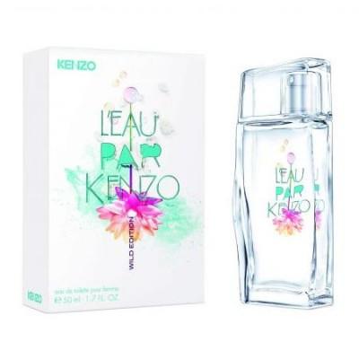 Kenzo L'eau Par Wild Edition Pour Femme